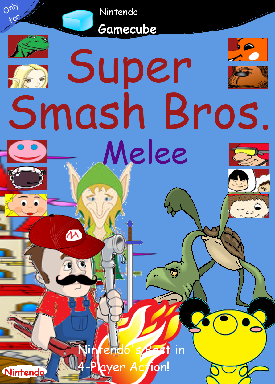 how to unlock mr game and watch melee