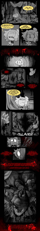Bendy and the ink machine pt 91