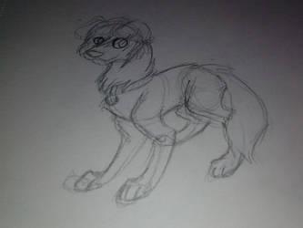 Nova Sketch by souleaterloverforeva