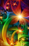 Wonderland - Technicolor by magnusti78