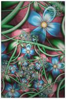 Basic Julian Floral by magnusti78