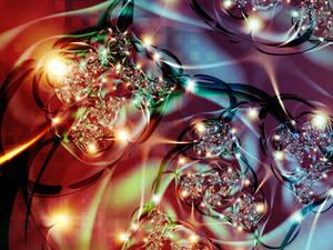 Light from darkness wallpaper