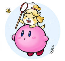 Isabelle and Kirby