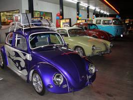 Las Vegas - Volkswagens by KSchnee