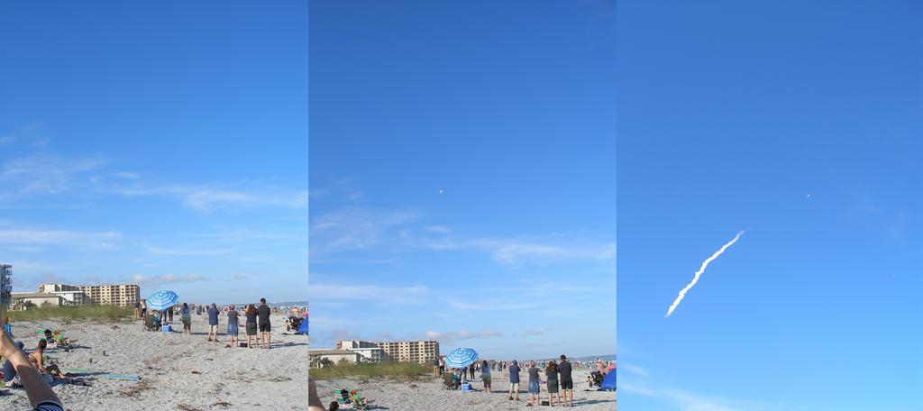 Falcon Heavy Launch by KSchnee