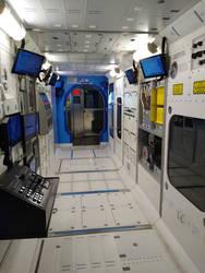 ISS Mockup
