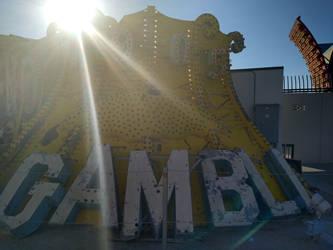 Neon Museum: GAMBL