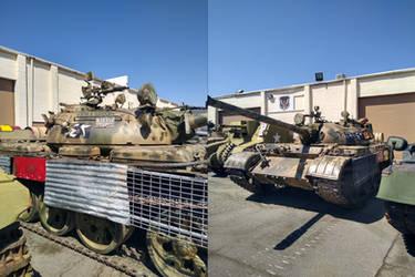 Battlefield Las Vegas: Iraqi Tank