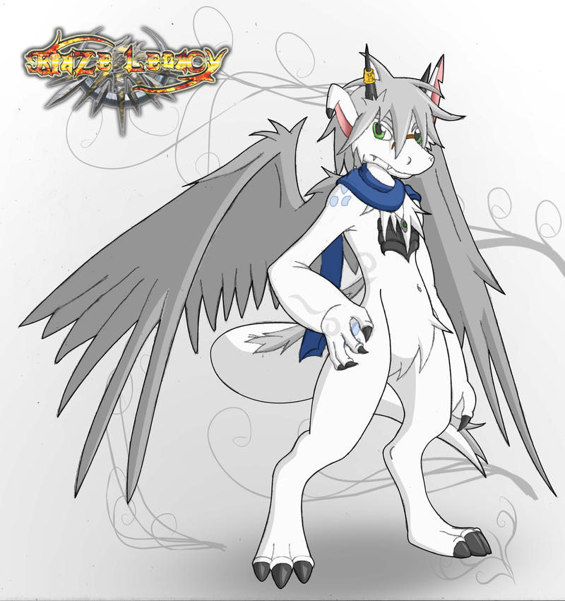 TLoV - Spyritus Vyse Ryujin -awakened- by DragonJuno
