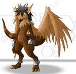 Juno the dragon
