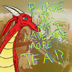 xstatik Tea Wanting Dragon