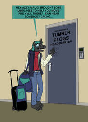 Death Of Tumblr by monterrang