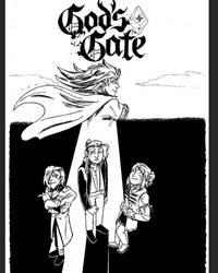 god's gate art cover