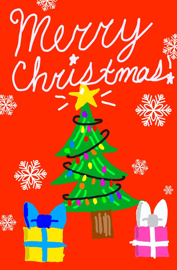 merry christmas everybody by sweetiepie17
