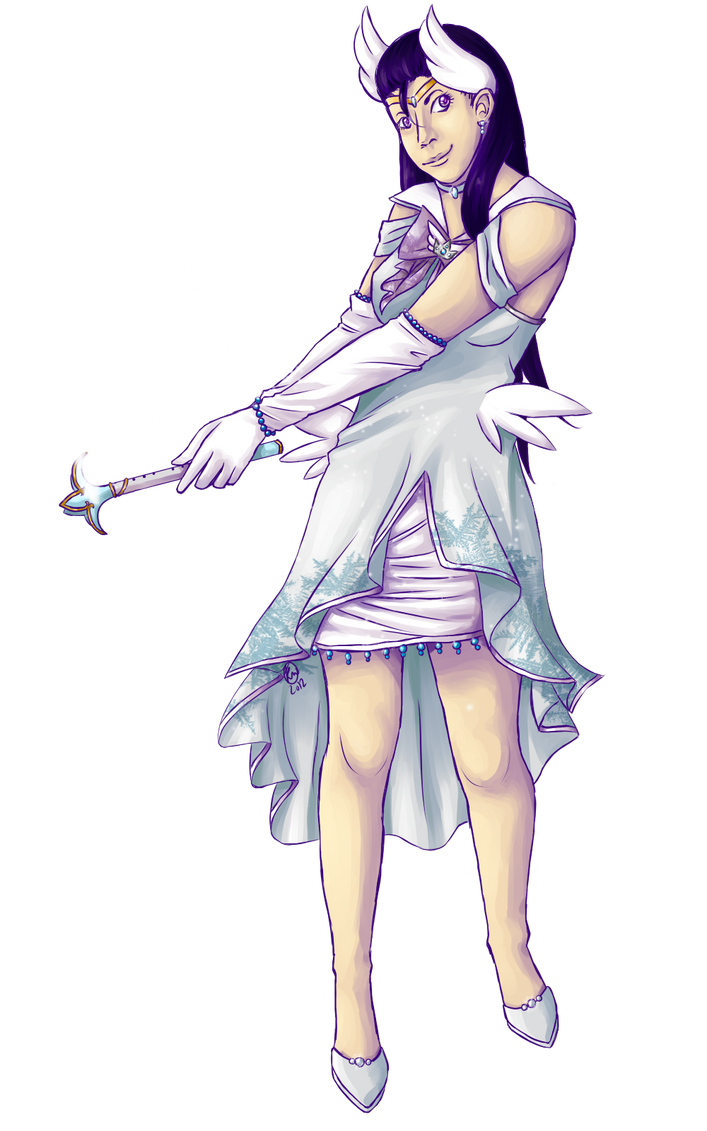 Sailor Cygnus by RomaniM