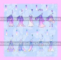 Constellation Outfit Adopts [open]