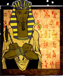 Ramesses II by JohnPrisk