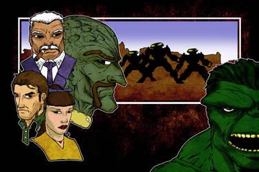 Hulk Thingy by JohnPrisk