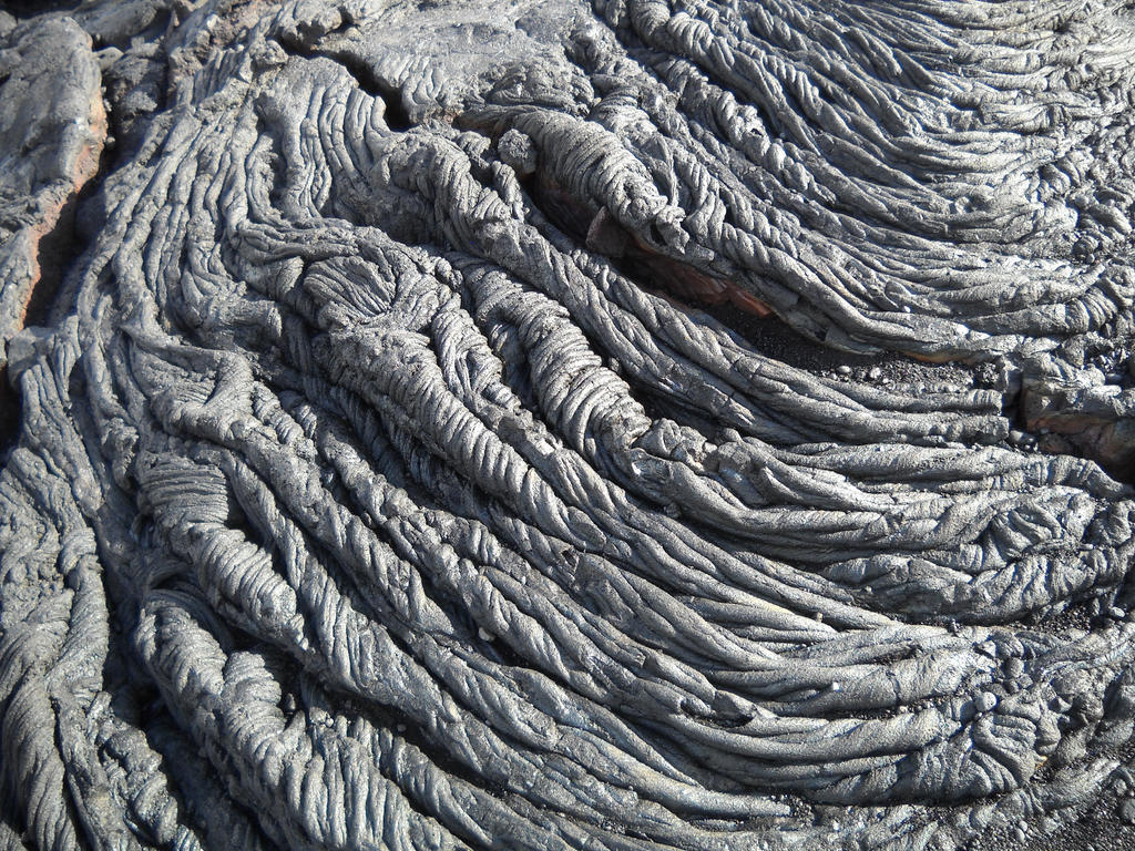 Lava Texture 5 by eliatra-stock