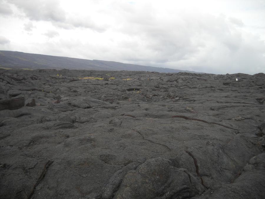 Lava Plain 9 by eliatra-stock