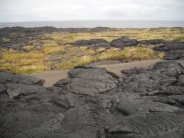 Lava Plain 10 by eliatra-stock