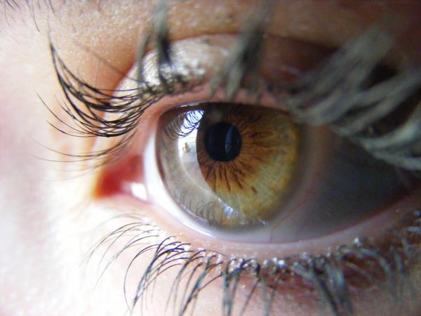 Eye macro shot 2 by Addicted2disaster