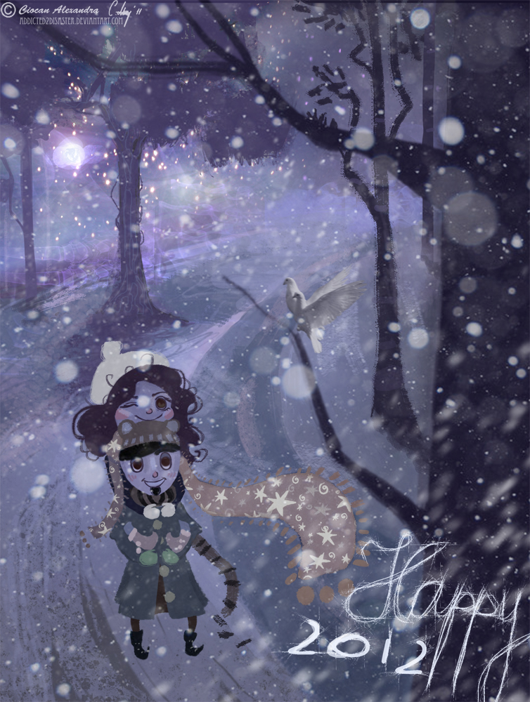 Happy 2012 by Addicted2disaster
