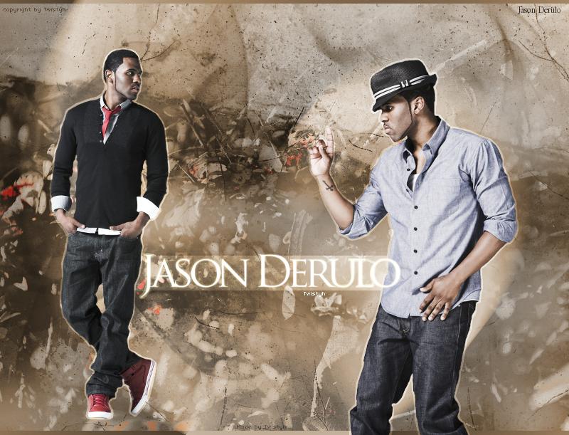 Jason Derulo by Twistyh-stock