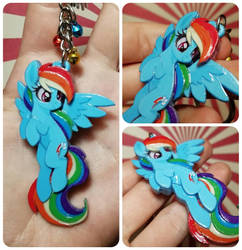 Rainbow Dashie )