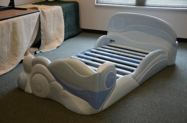 Rainbow Dash Bed by ColdCalzone