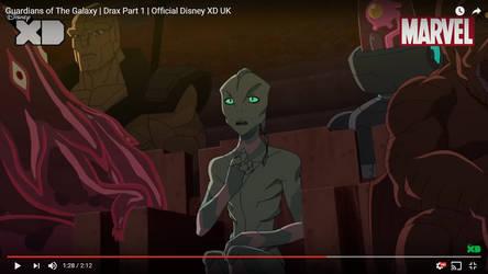 Cute Alien from Drax Video #1 by IA3