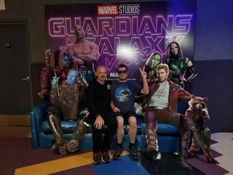I'm a Guardian of the Galaxy, Yo! by IA3