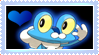 Stamp- Froakie by lightvanille