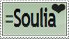 Stamp-Soulia fan by lightvanille