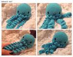 Jelly Jellyfish Amigurumi