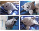 - Dolphin Amigurumi -