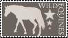 Wild Equines Stamp by PaintedJewel
