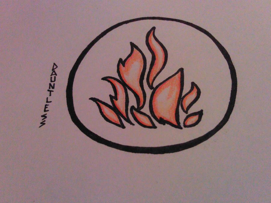 Symbol of the Dauntless by yorichan27