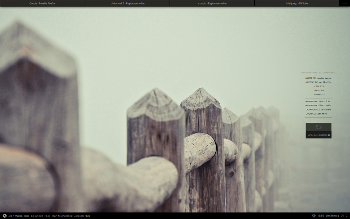 Fence 31 05 12 by Klaus83
