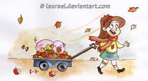 Autumn apples :)