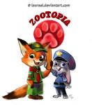 Zootopia - an old pics