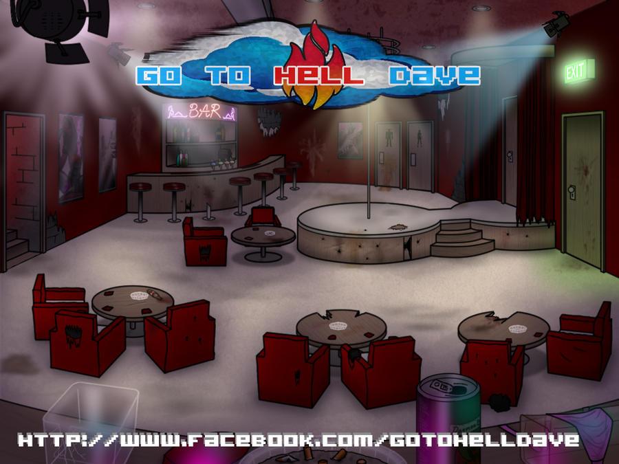 Inside Abandon all hope by GoToHellDave