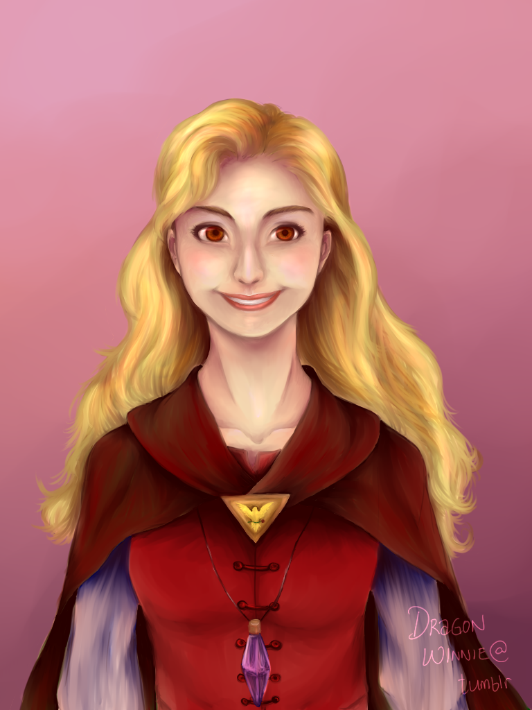 Sophie Foster by DragonWinnie