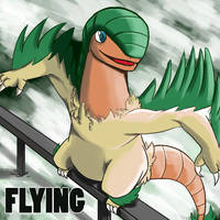 Day 8: Flying by CountDraggula
