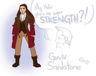 Gorvin Sandstone by CountDraggula