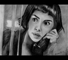 Amelie by imaginary0
