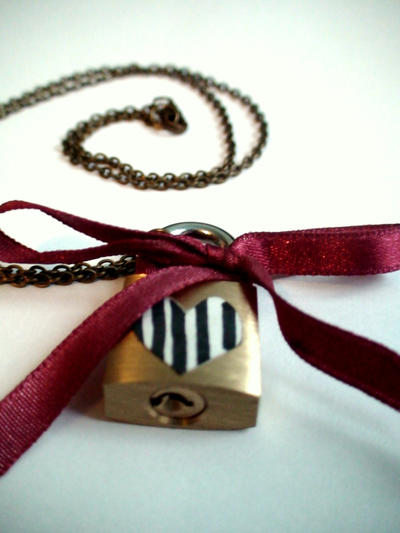 EA inspired necklace by purposelle