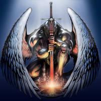 Angel by DavidHaney