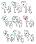 Adoptable base (With manes)