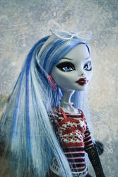 Ghoulia by nelene-chan